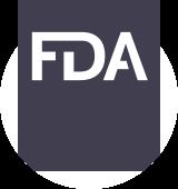 FDA authorized icon