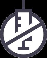 non-invasive icon