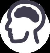 headache relief icon