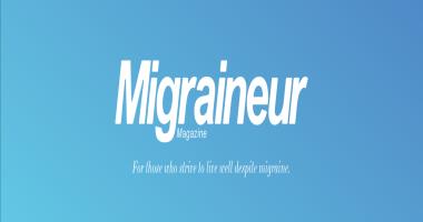 Migraineur magazine logo
