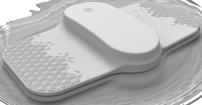 Nerivio - smartphone-controlled acute migraine relief wearable device